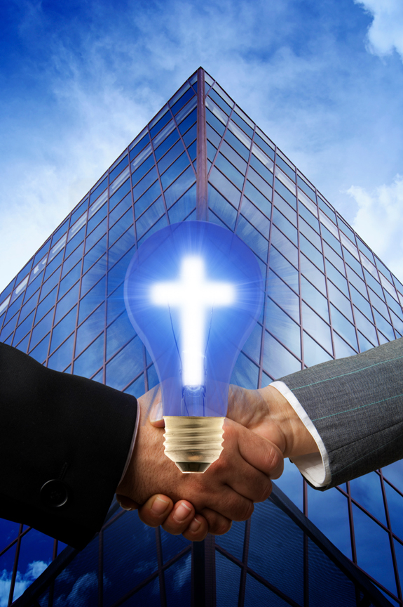 Post image for Should a Christian Business Be Unequally Yoked?